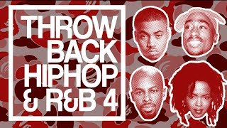 90's Hip Hop and R&B Mix | Throwback Hip Hop & R&B Songs 4 | Old School R&B | Classics | Club Mix