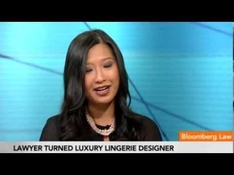 Stealth Lawyer: Jiabei Chen, Lingerie Designer