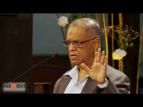 Narayana Murthy @INSIGHT 2015 : Our Responsibility to Public Property