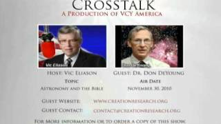 Astronomy and the Bible with Dr. Don DeYoung- November 30, 2010