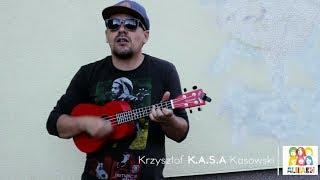 Krzysztof K.A.S.A. Kasowski w ulicznej akcji na rzecz Tribute to Alibabki