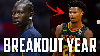 6 Second Year NBA Players About To Have MASSIVE Breakout Seasons...
