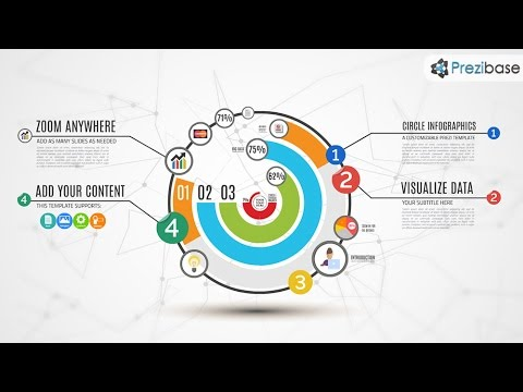 Circle infographics maker prezi template youtube for Powerpoint templates like prezi