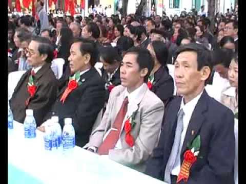 Kỷ niệm 40 năm thành lập trường THPT Nguyễn Huệ - Kỳ Anh - Hà Tĩnh