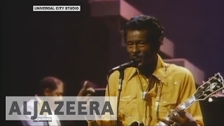 Rock and roll icon Chuck Berry dies aged 90