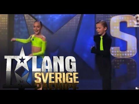 Tom och Alva | Talang Sverige