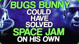 Bugs Bunny Could Have Solved Space Jam On His Own (Chokeslamming Wile E. Coyote)