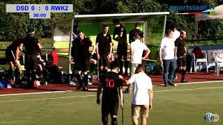 Regionalliga West Feld Herren DSD vs. RWK II. 15.10.2017 Livestream