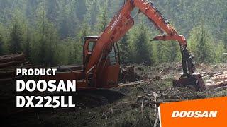Doosan DX225LL Thumbnail