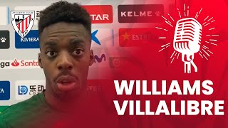 🎙 Iñaki Williams y Asier Villalibre I post RCD Espanyol 1-1 Athletic Club I J21 LaLiga 2019-20