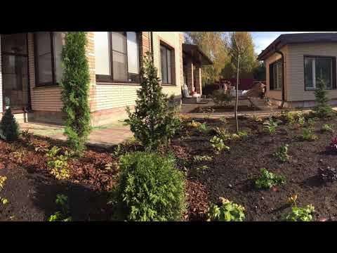 Ландшафтный проект «Домашний очаг»