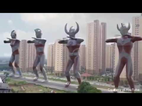Ngakak Parah! ETA TERANGKANLAH! Ultraman Version