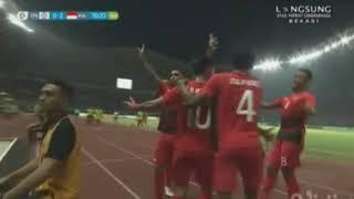 indonesia u23 vs china taipei u23 skor akhir 4 : 0, full goll