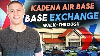Kadena Air Force Base - Base Exchange walk-through