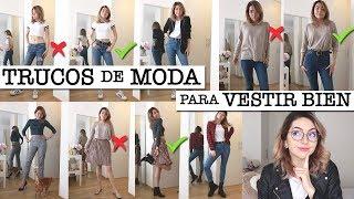 10 Trucos de Moda para Vestirte Mejor y Lucir Fantástica! | @ekaty