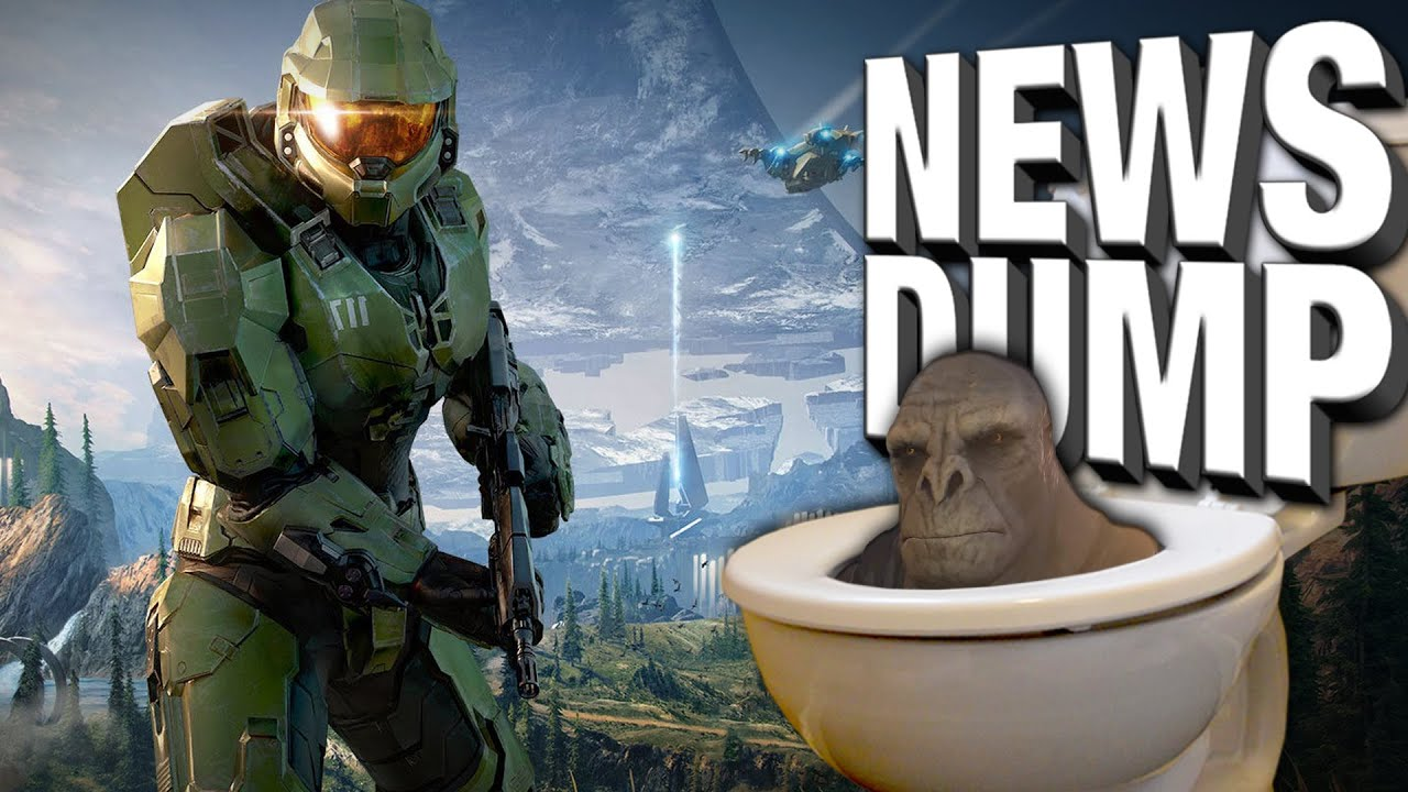 Halo: Infinite Multiplayer is FREE TO PLAY?!? - News Dump