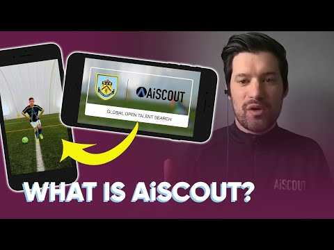 WHAT IS AiSCOUT? | HOW ARE BURNLEY USING IT?