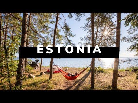 ESTONIA TRAVEL DOCUMENTARY | A Baltic Road Trip Adventure