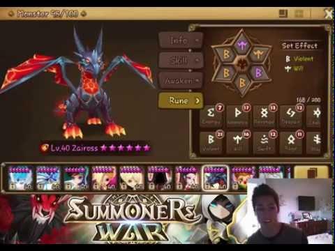 summoners war buy monsters