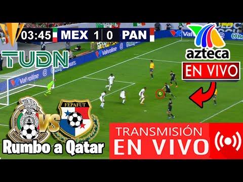 🔴 México vs Panamá EN VIVO | Azteca Deportes ✅ Eliminatorias | Panamá vs México Donde Ver