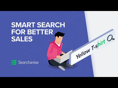 It's Time to Boost Conversion with the best Smart Search.