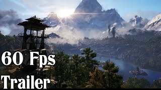 Far Cry 4 NVIDIA 60fps PC Trailer 【HD】  Gameplay Scenes