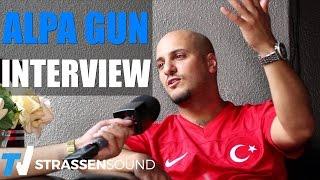 ALPA GUN Interview: Ehrensache 2, Sido, PA, Savas, Kurdo, Farid Bang, Kollegah, Flüchtlinge, Fler