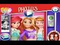 ღ Disney Princess Disney Photo Booth Games for Kids