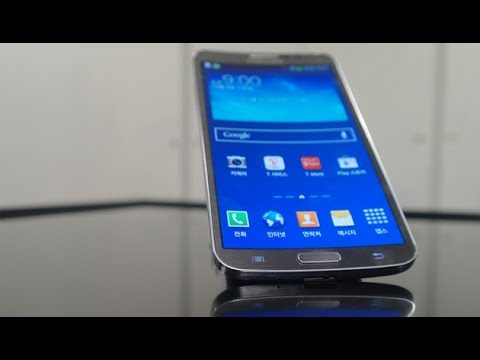 Samsung Galaxy ROUND | Vorstellungsvideo & Specs - kurz - (Deutsch / German)