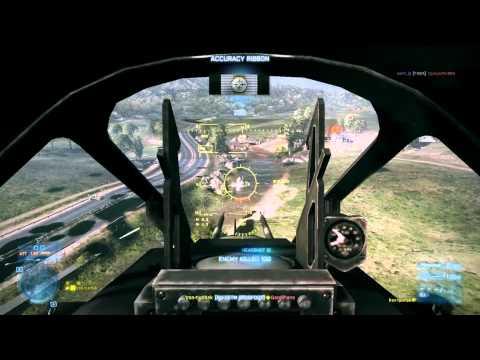 Battlefield 3 Jet Gameplay | 67-1 | Rush | Caspian Border | 1ron-tjunfisk