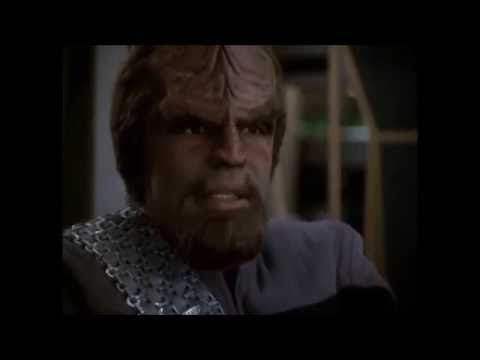 Captain Sisko orders assassination of Klingon Chancellor Gowron - Star Trek DS9