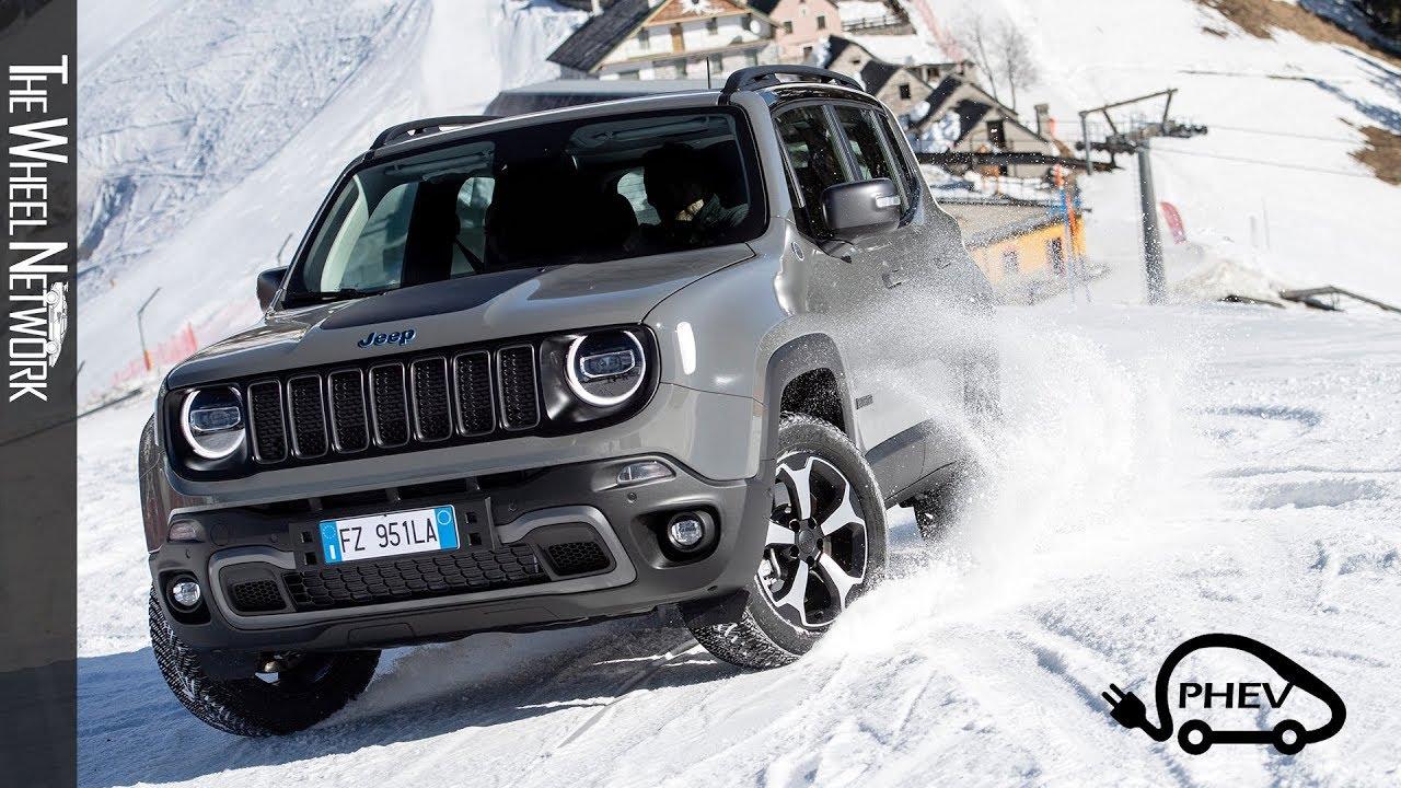2020 Jeep Renegade 4xe Plug In Hybrid Easy Wallbox Presentation