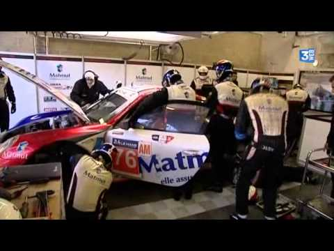 24 heures du mans nuit difficile pour le team matmut imsa performance de rouen youtube. Black Bedroom Furniture Sets. Home Design Ideas