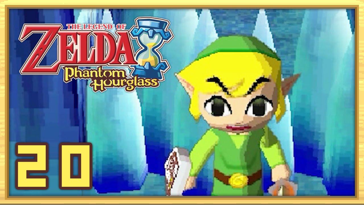 Zelda : Phantom Hourglass | Episode 20 - LE TEMPLE DE GLACE - YouTube