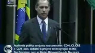 Gambar cover Ciro Gomes no Senado - Transposição Parte 1