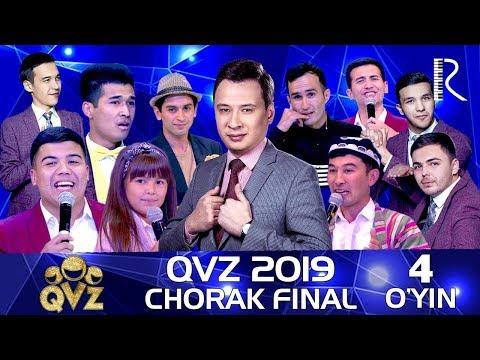 QVZ 2019 | Chorak final | 4-O'YIN