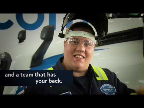 Get Your Career Moving As A Walmart Technician