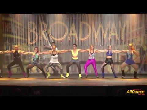 Nathalia de Luna Dance Center - 2º Ato. Welcome to Broadway