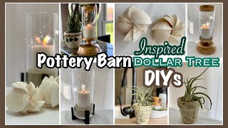POTTERY BARN Inspired DOLLAR TREE DIYS