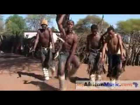 Tshipidi - Batlokwa cultural group - Botswana culture