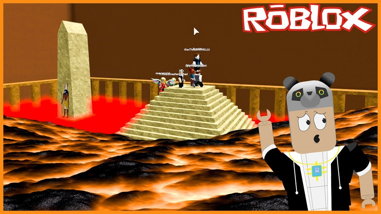 %99.9 İmkansız Lavlardan Kaç! Roblox