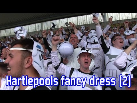 Hartlepools fancy dress tradition part 2 (May 7, 2016)