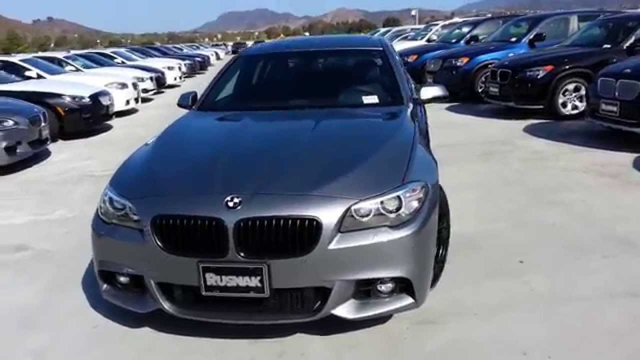 Bmw 535I M Sport >> NEW BMW CARBON & BLACK OUT KIT 5 SERIES Car Review - YouTube