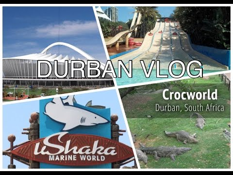 VLOG /TRAVEL SOUTH AFRICA: Durban