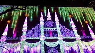 Carol of the Bells, Saks Fifth Avenue, Rockefeller Center Christmas Tree, New York City