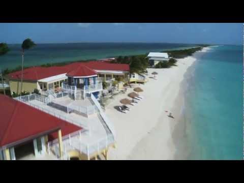 Lighthouse Bay Resort in Barbuda & Antigua Island Film