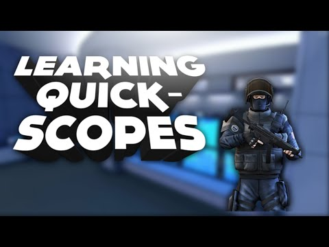Critical Ops - Learning Quick-Scopes
