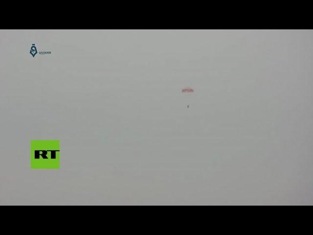 El piloto del avión ruso derribado en Siria se inmoló para no caer prisionero