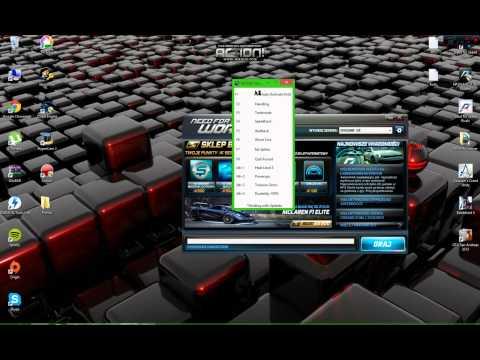Need For Speed World: Działający 100% Hack + 100% Działający Link Do Pobrania