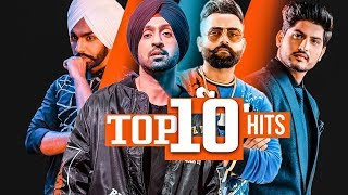 Top 10 Hits Jukebox Latest Punjabi Songs 2019 Speed Records